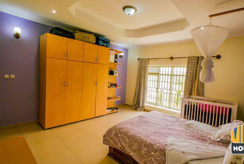 Kids Bedroom in Furnished House for rent in Kibagabaga