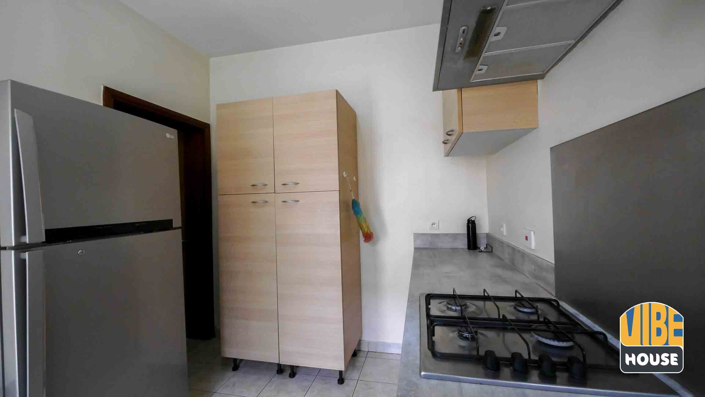 Fully furnished house for rent with pool in Kibagabaga, Kigali