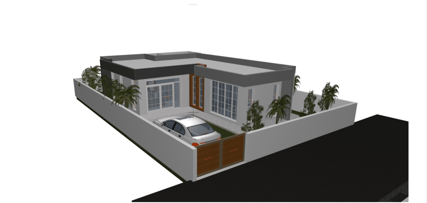 Affordable House for Sale in Kigali Rusororo