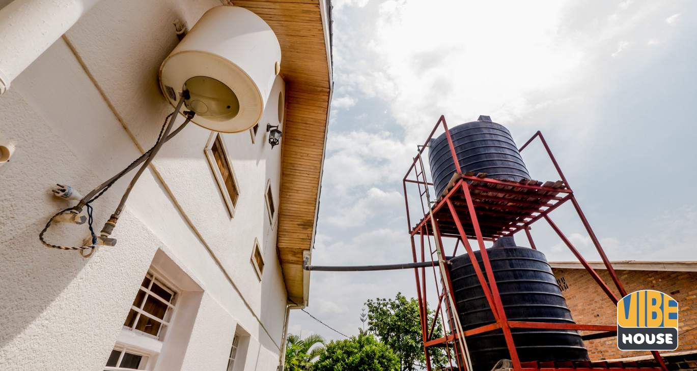 water tanks and water heater