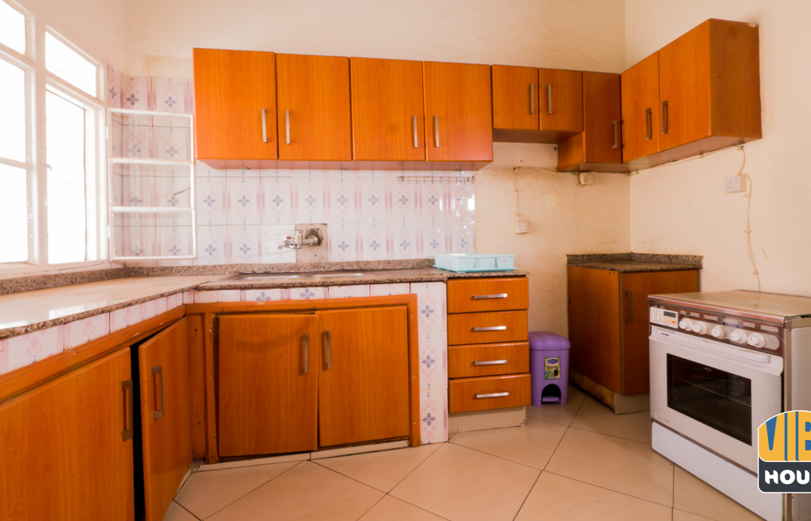 kitchen area with oven
