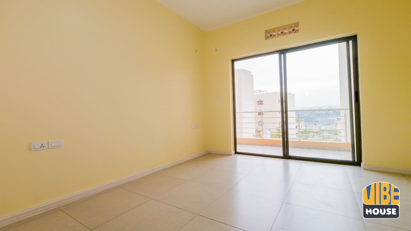 Room with balcony of apartment for rent in Kigali