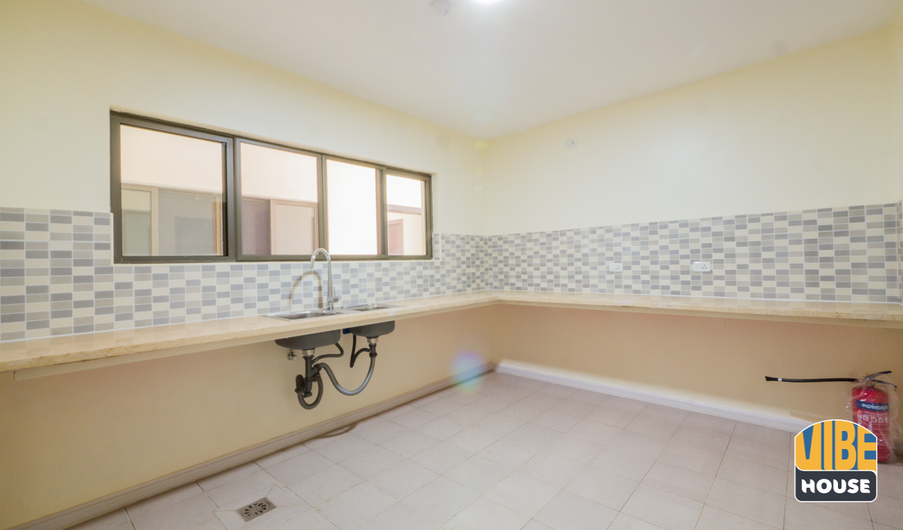 Apartment for rent in Gacuriro Kitchen and Dining Area