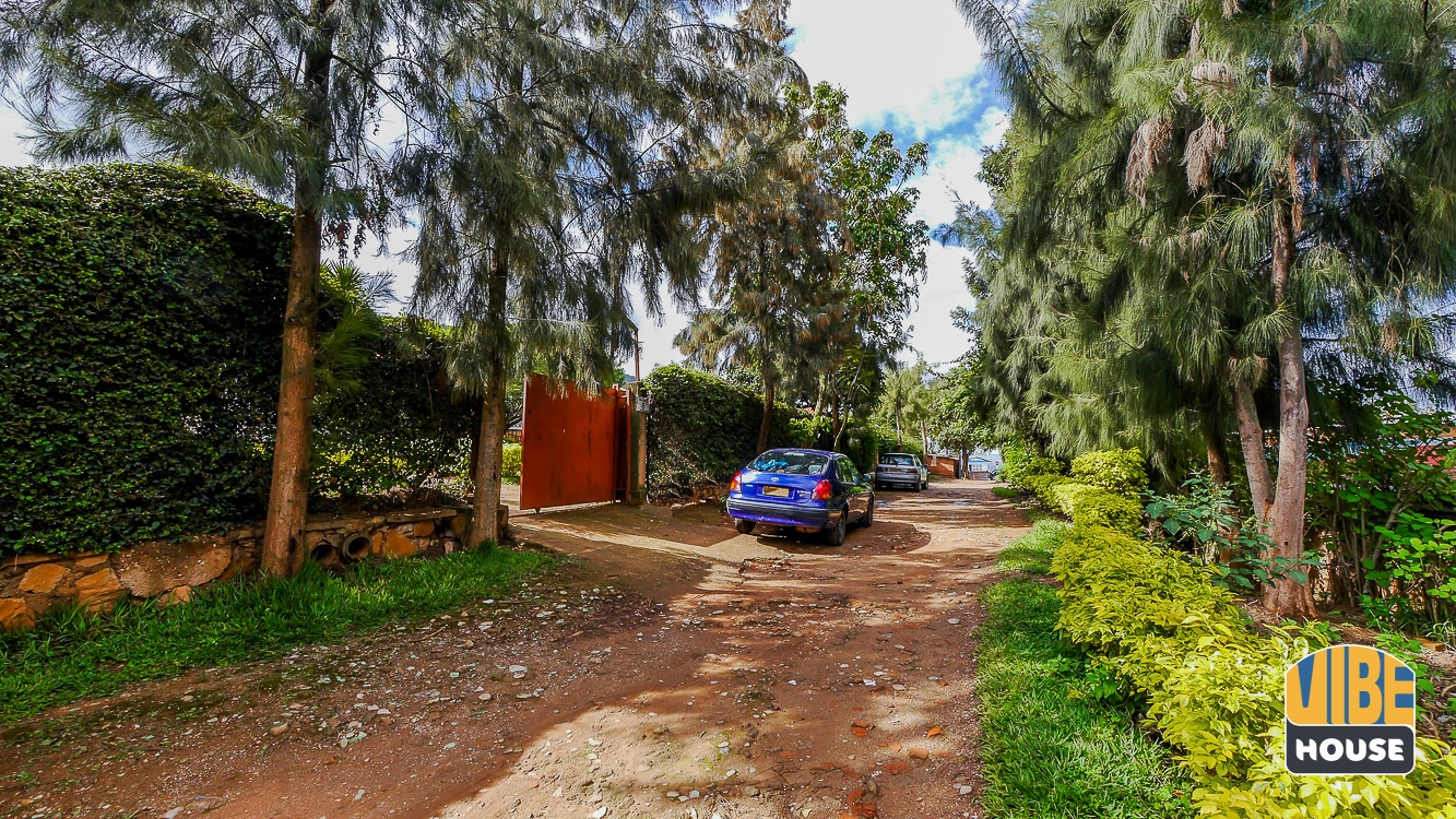 Outside view of house for sale in Nyamirambo, Kigali