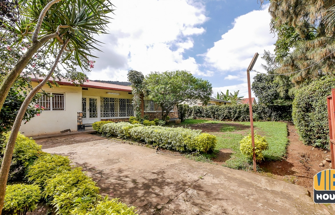 garden of house for sale in Nyamirambo, Kigali