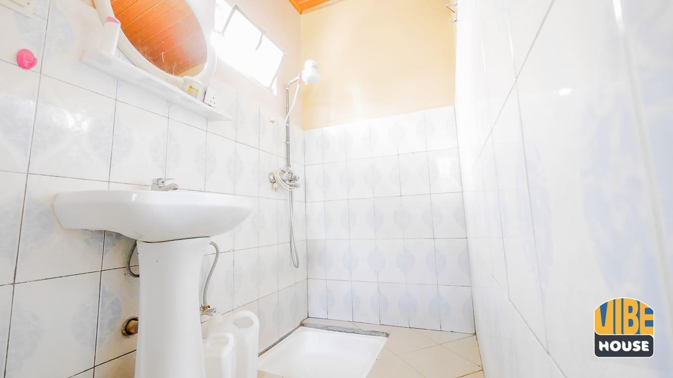 Bathroom of house for sale in Nyamirambo, Kigali