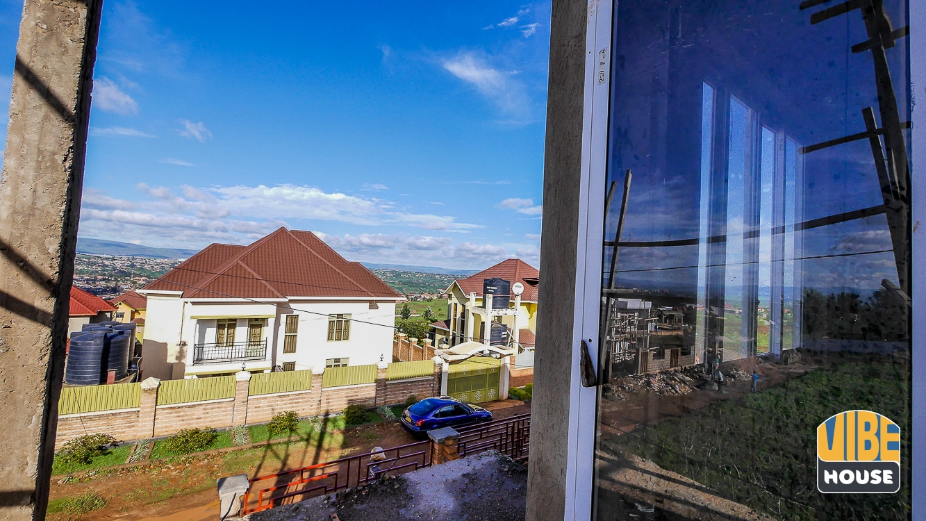 Top bedroom view of house for sale in Kagarama, Kigali