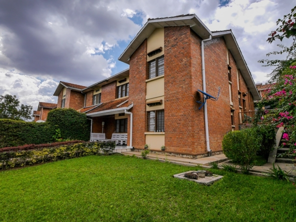 Beautiful house for rent in Gacuriro, Kigali