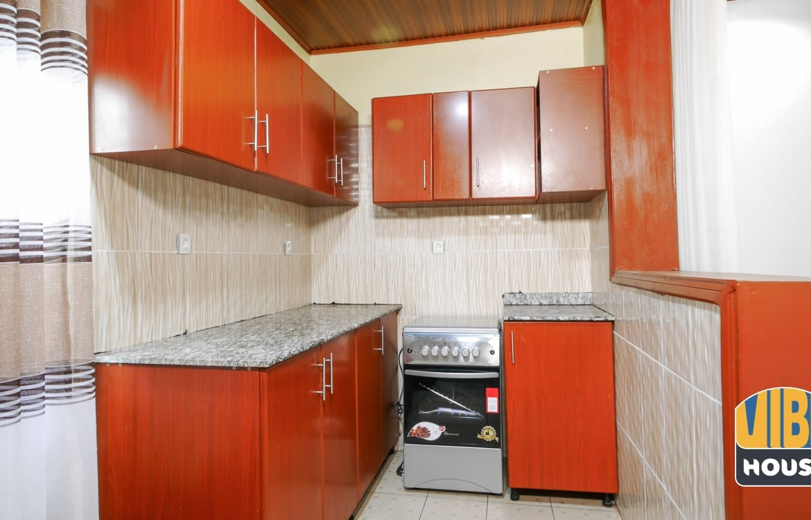 Kitchen - house for rent in Kacyiru, Kigali