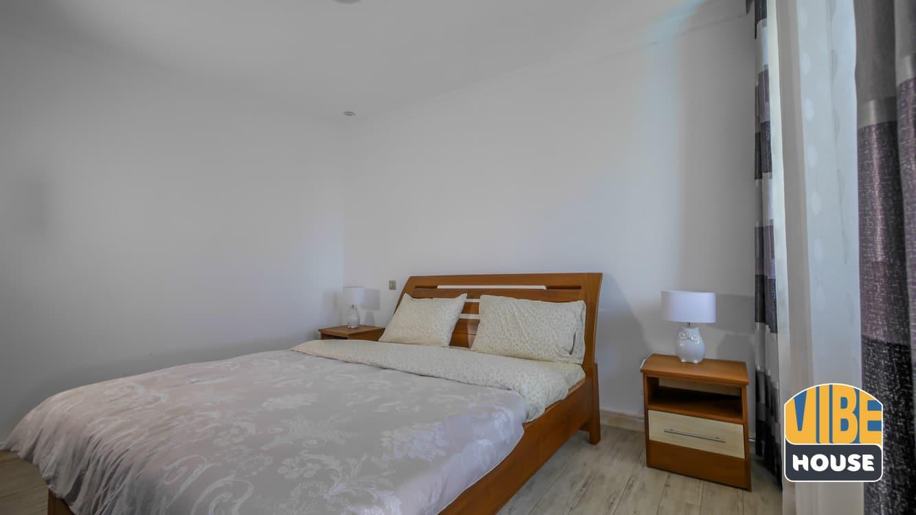 Bedroom in luxurious apartment for rent in Kibagabaga, Kigali