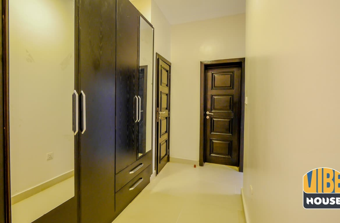 Corridor in Luxurious Apartment for rent in Kicukiro, Kigali