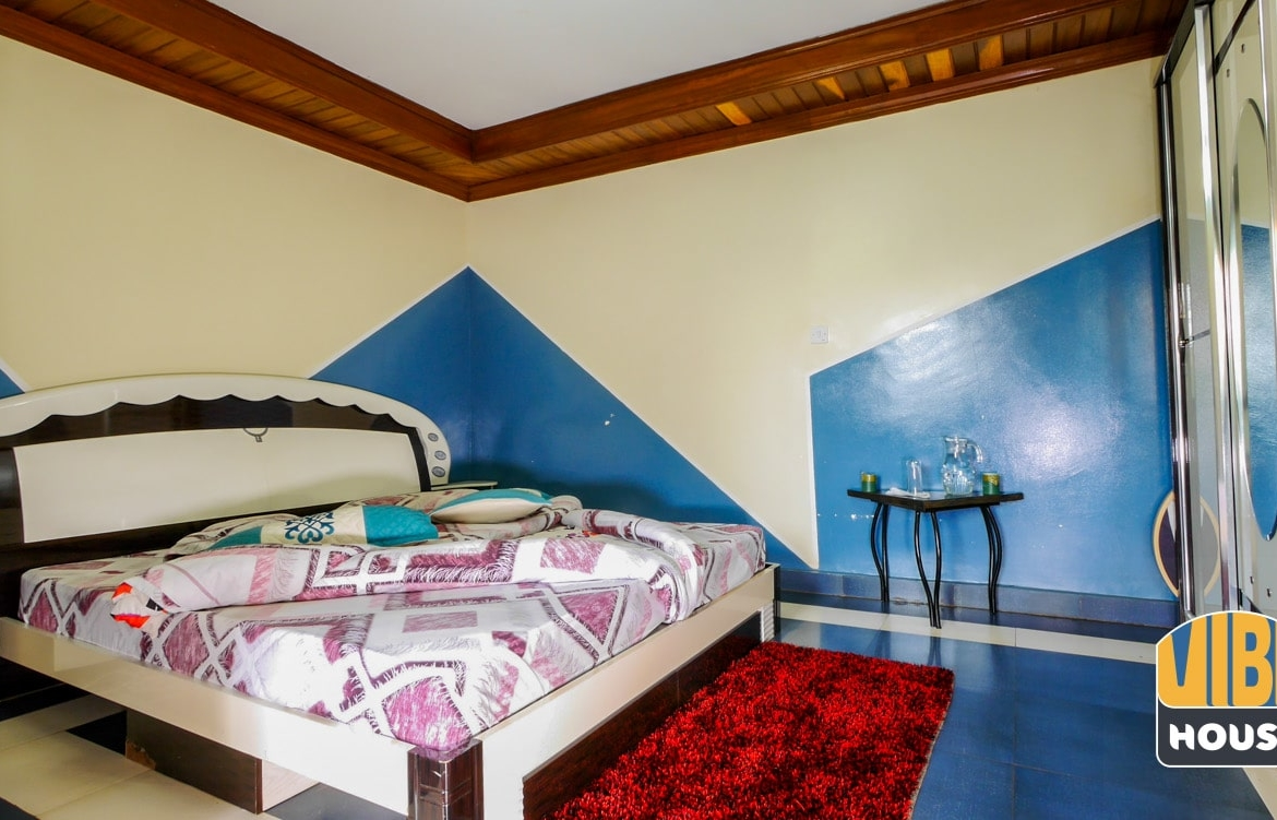 Guest Bedroom in Townhouse for Sale in Kacyiru, Kigali