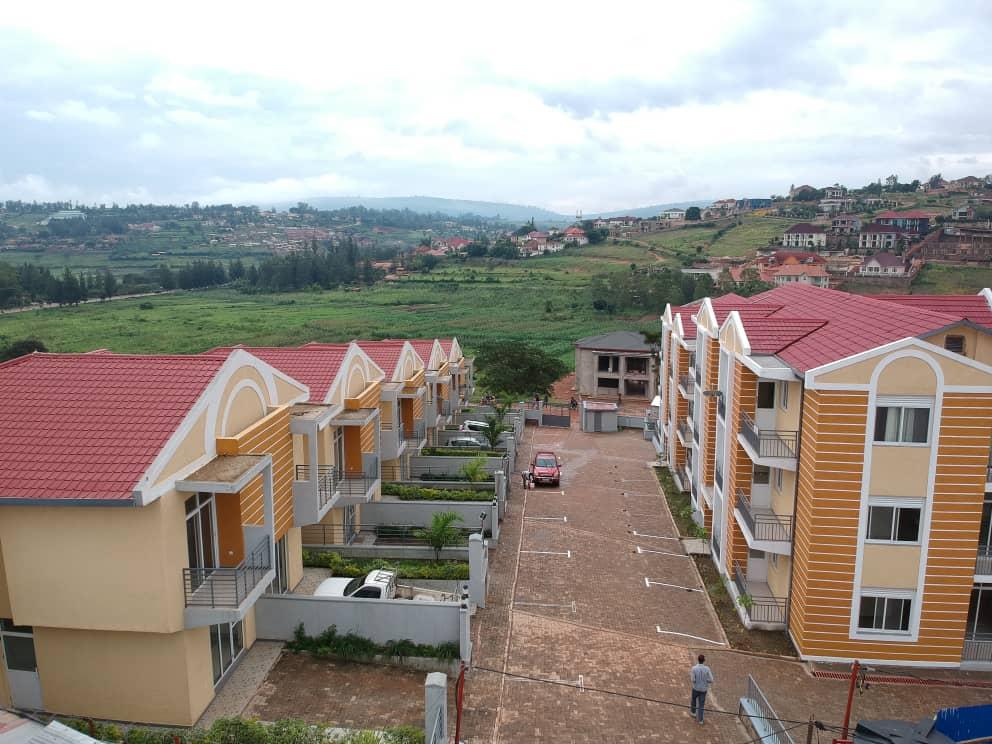 Beautiful views at apartment for sale in Nyarutarama, Kigali