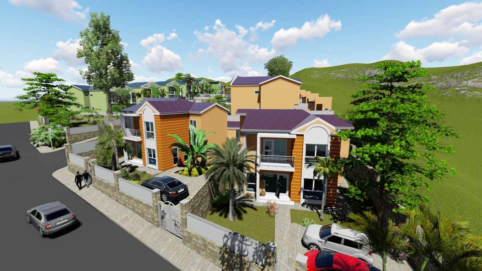 Luxurious 4-bedroom Villa for Sale in Nyarutarama, Kigali