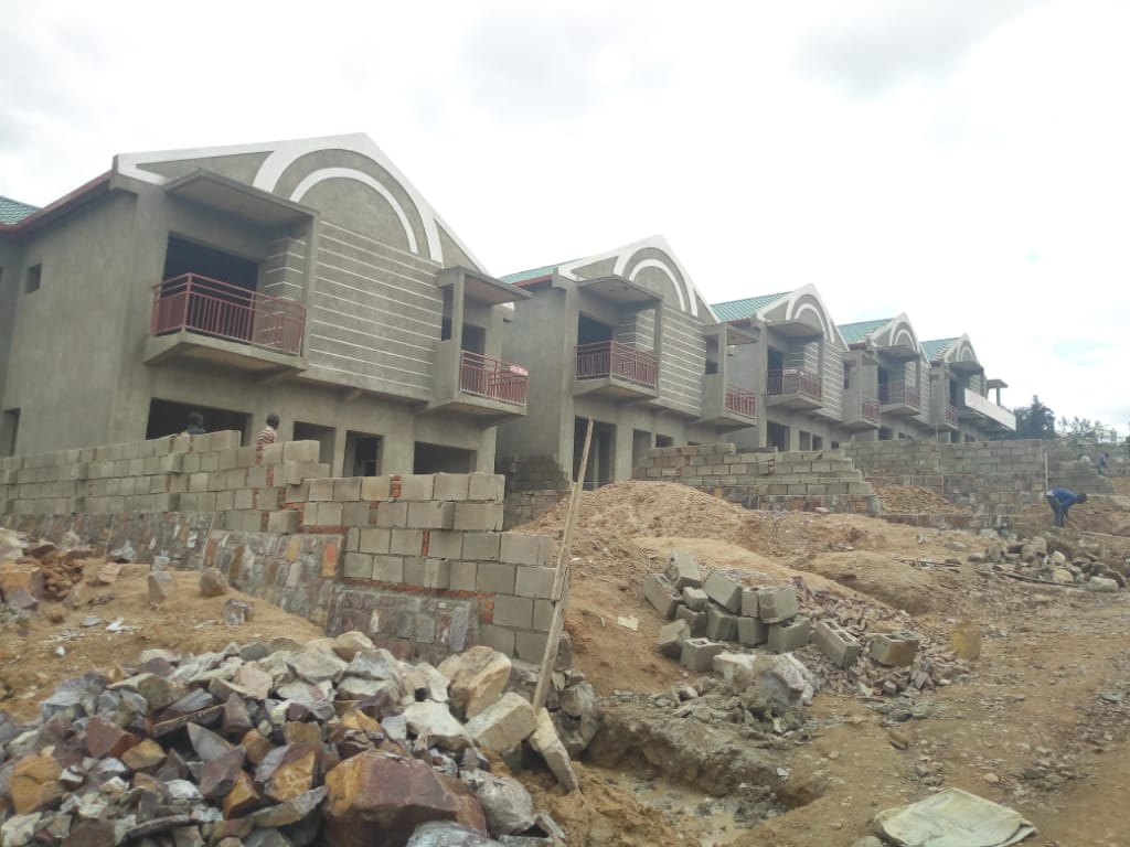 Construction of Villa for Sale in Nyarutarama, Kigali