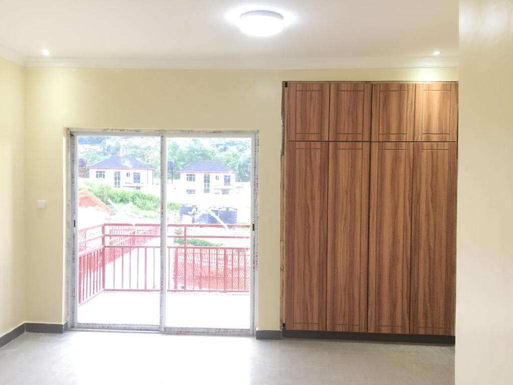 Bedroom of ownhouse for sale in Nyarutarama, Kigali
