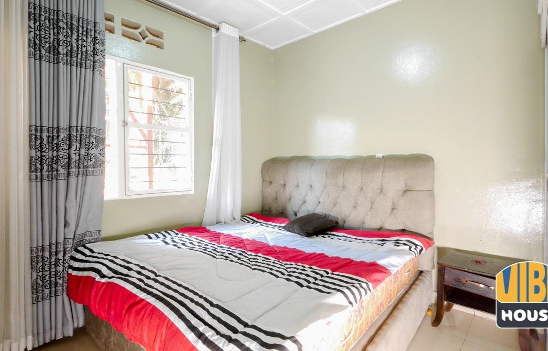 Master bedroom in House for rent in vision 2020 estate, Kigali