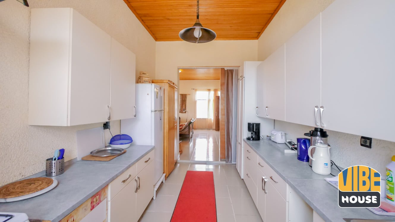 Kitchen at Property for Sale with 3 apartments in Nyarutarama, Kigali