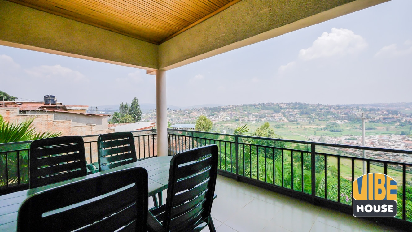 Beautiful view at Property for Sale with 3 apartments in Nyarutarama, Kigali