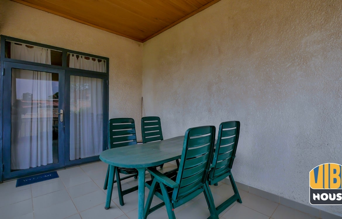 Balcony of Property for Sale with 3 apartments in Nyarutarama, Kigali