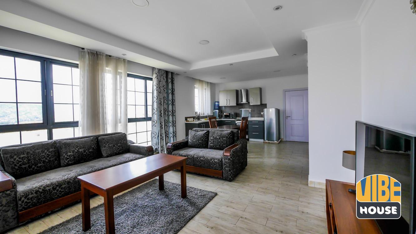 Apartment for rent in Kibagabaga, Kigali