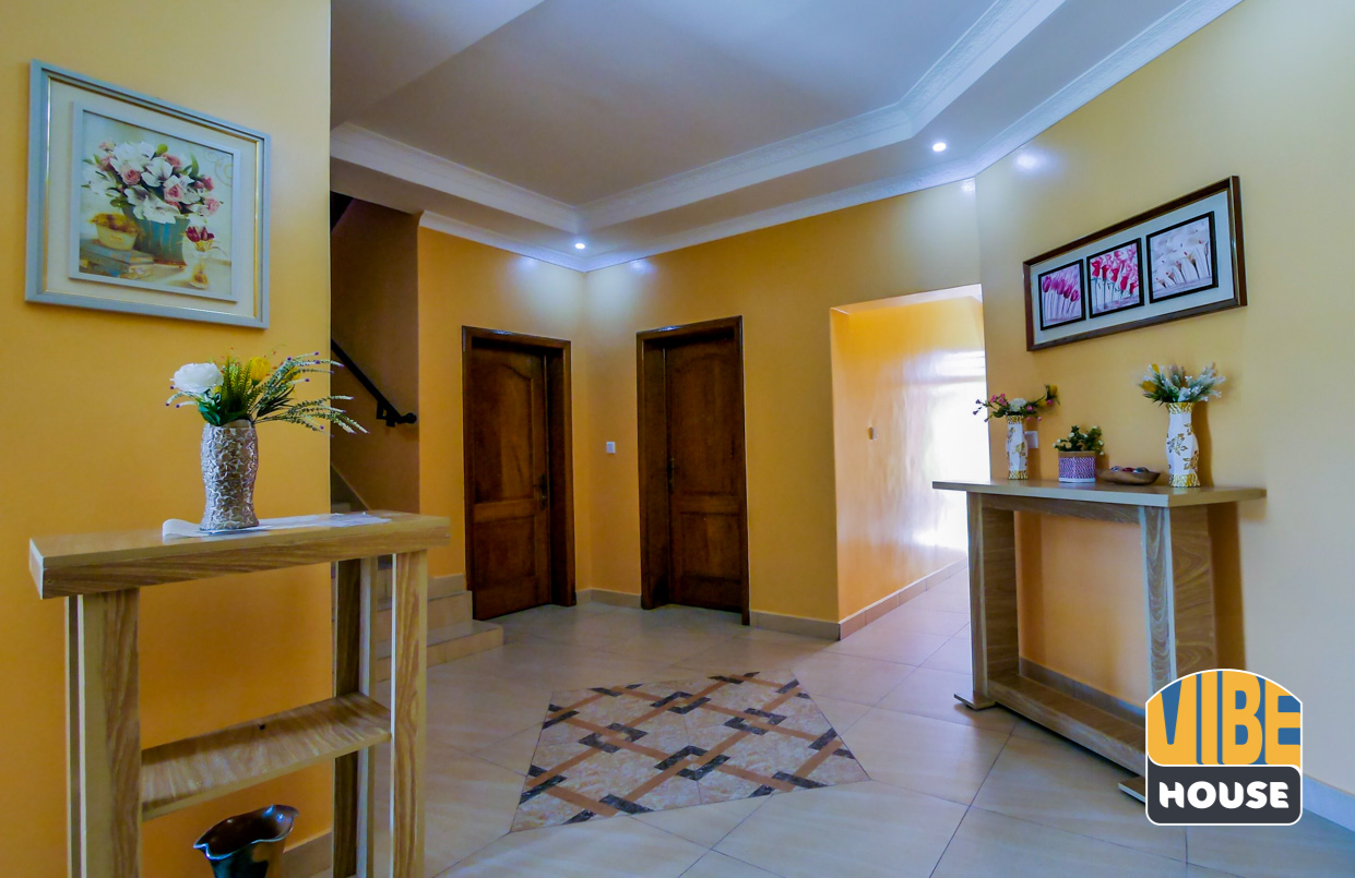 Luxurious Villa for rent in Kibagabaga