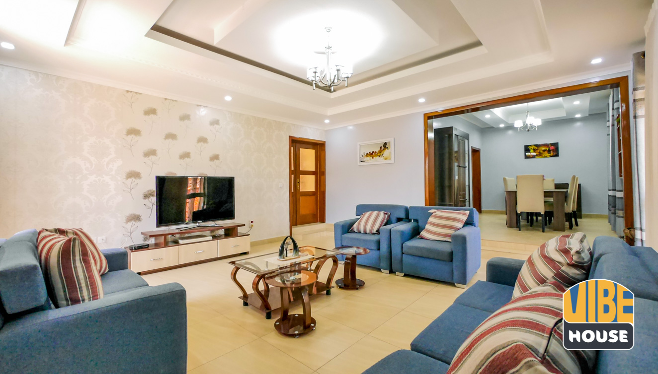 Luxurious Apartment for rent in Kibagabaga, Kigali