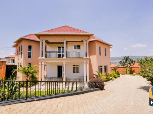 Luxurious Villa for rent in Kibagabaga