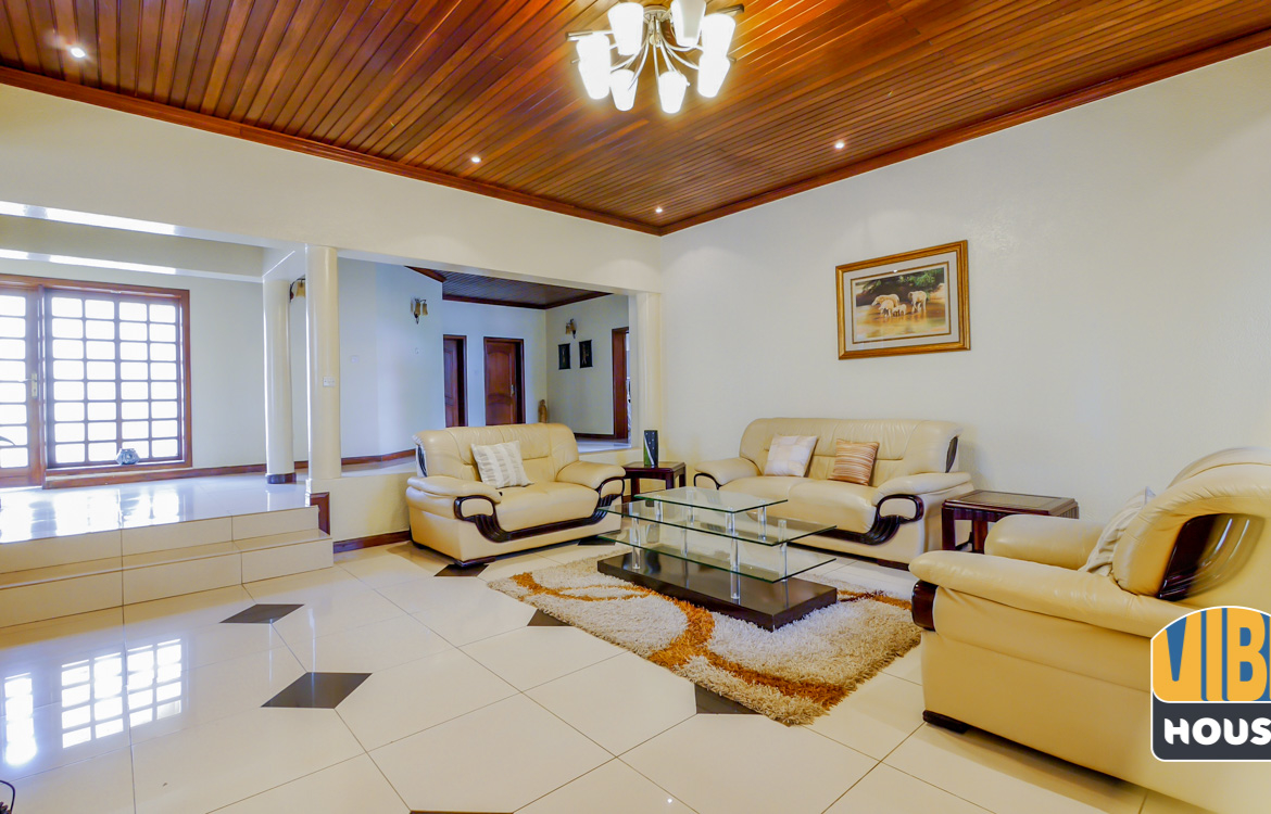 Ultimate Luxurious Villa for rent in Gisozi, Kigali