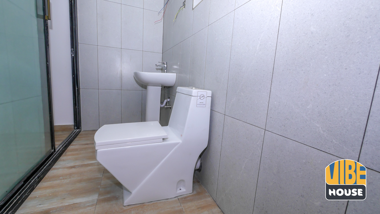 Bathroom: apartment for sale in Kigali