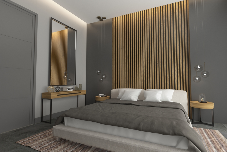 Guest room in Apartment for Sale in Baraka Residence in Nyarutarama, Kigali