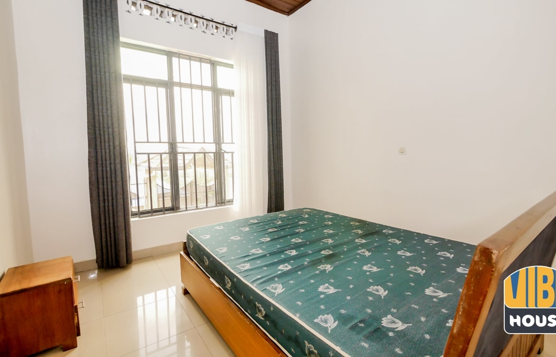 Guest bedroom of house for rent in Kibagabaga