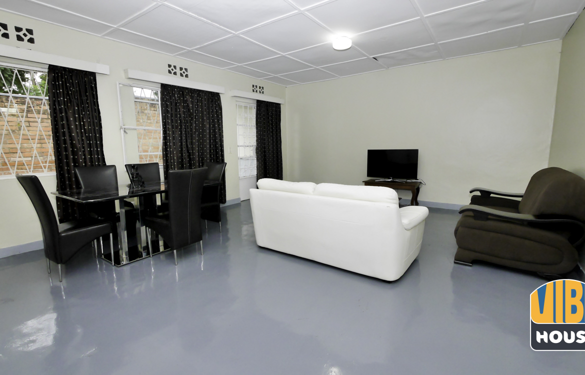 Living room: Affordable House for rent